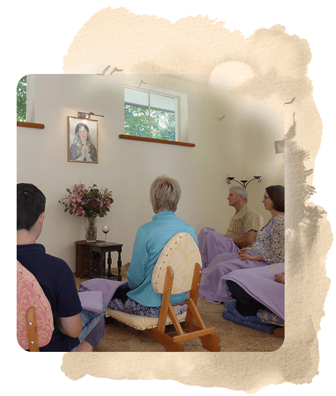 About pure meditition